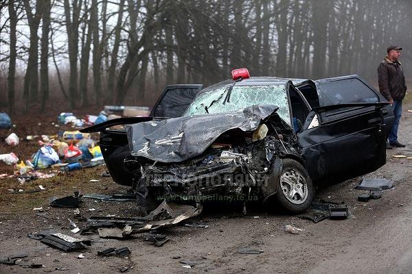 Чи винні медики в смерті людей в аварії на Тернопільщині?