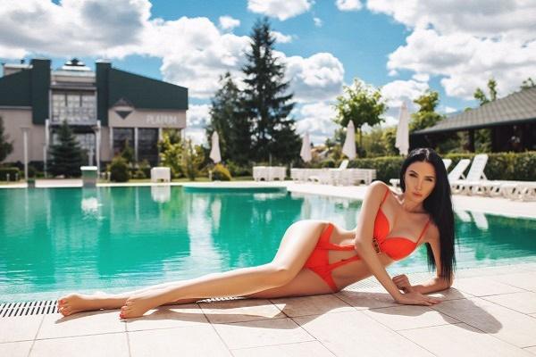 Українка Таїсія Головко названа однією з кращих моделей світу (Фото)