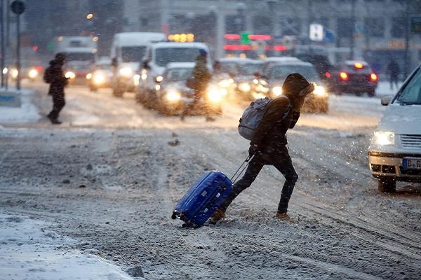 За неприбраний сніг підприємців Тернополя чекають штрафи та попередження