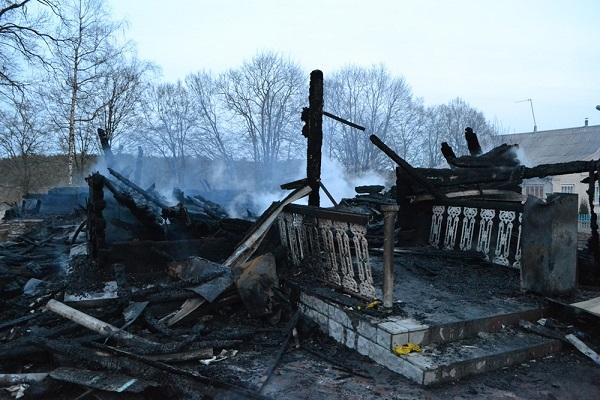 На Великдень на Тернопільщині згоріла церква