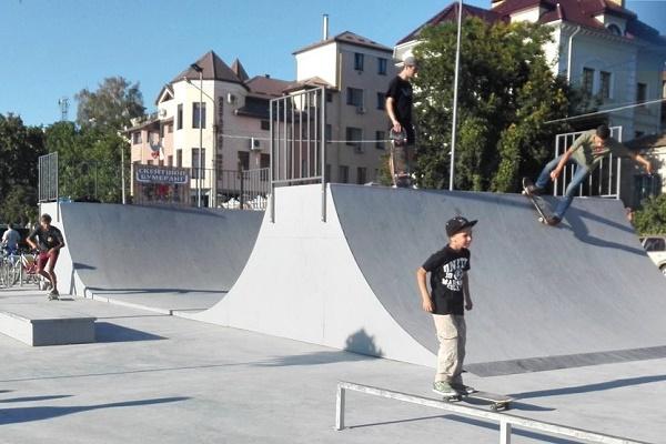Тернополяни уже не хочуть скейт-парку на «Циганці»