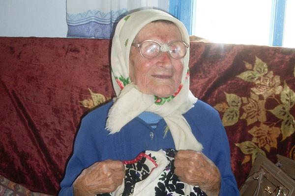 Барви життя баби Калини
