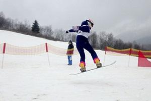 Тернопільські сноубордисти не мають де тренуватись