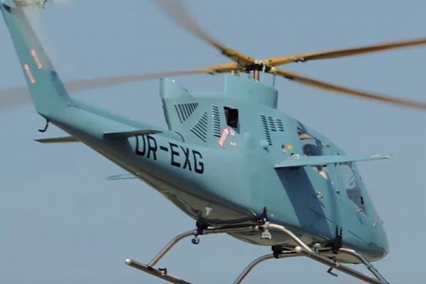 У мережі продемонстрували перший політ нового українського високошвидкісного гелікоптера (Відео)