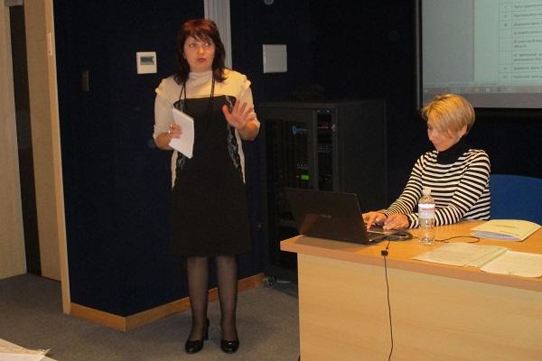 Лариса Римар взяла участь у сесії партнерської мережі Програми USAID «Лідерство в економічному врядуванні»