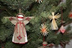 Якою була тернопільська довоєнна різдвяна ялинка (Відео)