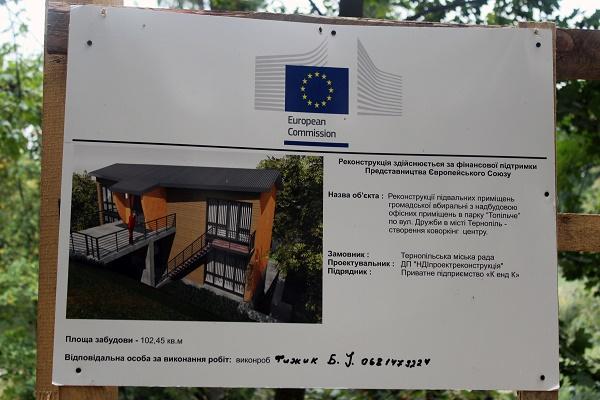 У Тернополі за кошти ЄС запрацює коворкінг-центр