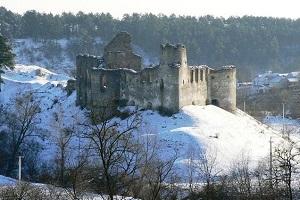 Сидорівський замок на Тернопіллі – один з найкрасивіших замків України