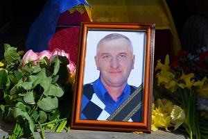 В останню путь зі Збаража Василя Борисевича проводжали молитвою