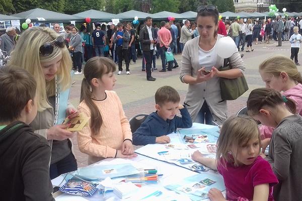 В Тернополі відбулись наукові пікніки