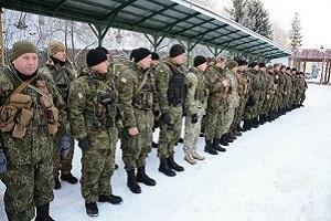 Віктор Овчарук передав провоохоронцям, які відбули в зону АТО, медикаменти