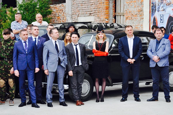 Перший музей ретро-автомобілів відкрили у Тернополі (Фото)
