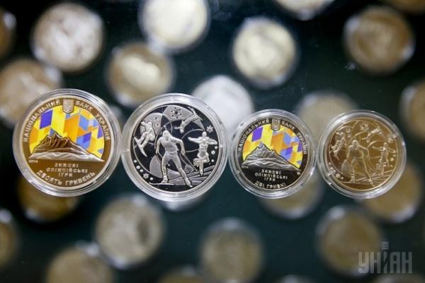 НБУ дозволив купувати пам'ятні монети онлайн