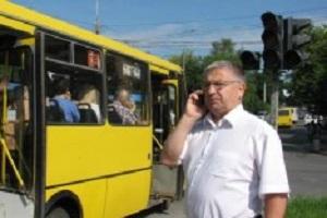 У Тернополі водій маршрутки вилаяв жінку-інваліда та супроводжуючого