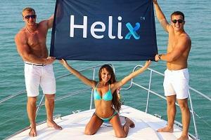 """Вкладники Хеліксу """"бомблять"""" керівництво компанії, яке зачищає сторінки (Фото)"""