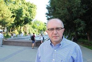 Василь Махно: «Я пишу свій Тернопіль, щоби зафіксувати його на папері»