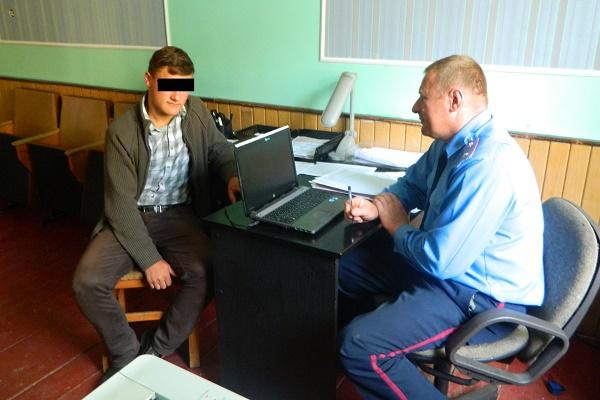 З мололітнім злочинцем провели профілактичну бесіду