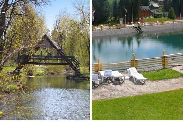 Тернополяни хочуть у парку «Топільче» маленький «Буковель»