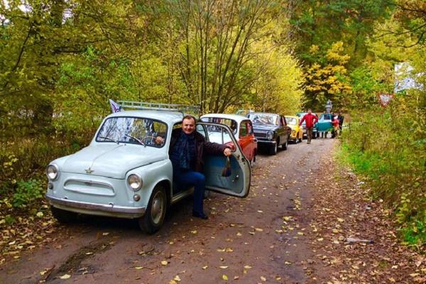 Ретро-фестиваль у Тернополі проводитиметься щорічно