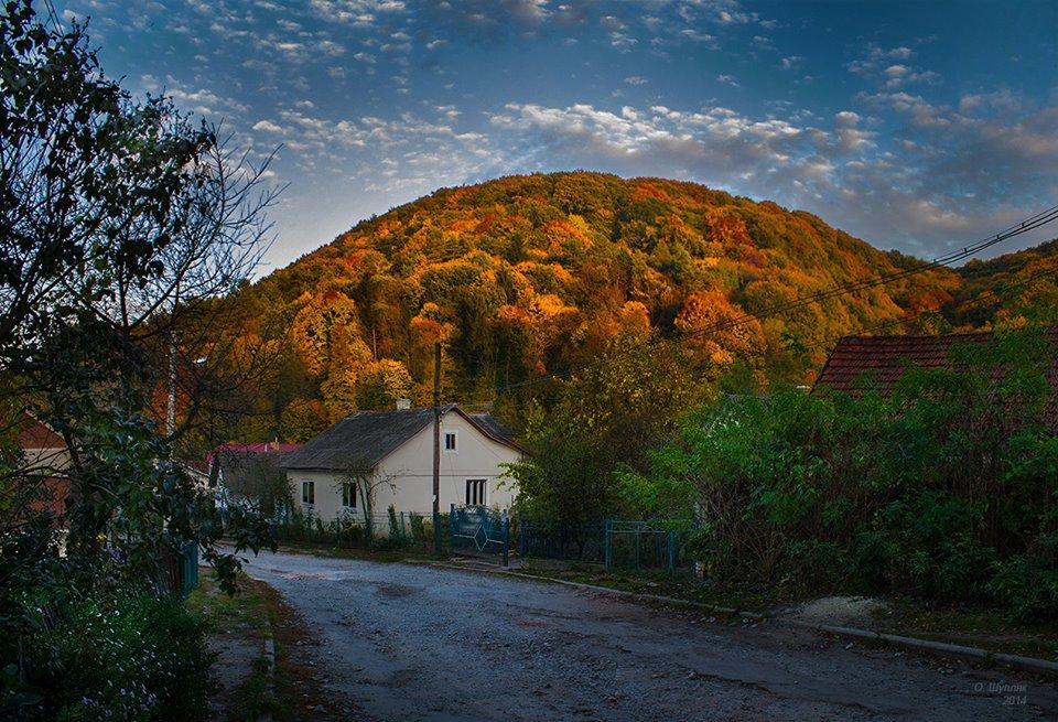 Справжній рай у селі Рай біля Бережан. ФОТО