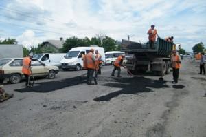 Фірма-новачок з Орджонікідзе буде ремонтувати дороги на Тернопільщині