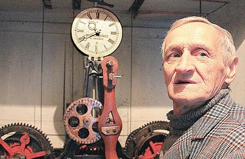 Усе на світі боїться часу... Але не бережанський годинник!