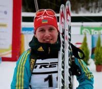Тернополянка Анастасія Меркушина – чемпіонка Європи з біатлону