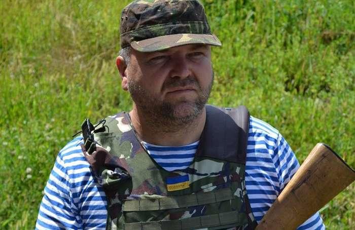 """Заступник командира батальйону """"ОУН"""", письменник Б.Гуменюк приїжджає до Тернополя"""