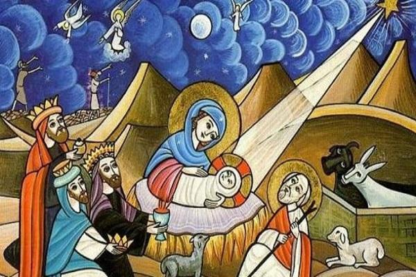 Новий Нащадок сходить з неба