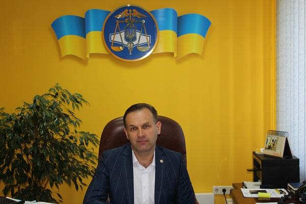 Петро Якимчук очолив Тернопільську об'єднану ДПІ