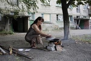 Донбасский дневник:  Истории об экономии