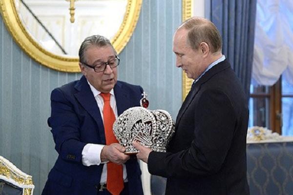 Казочка про москальске царство