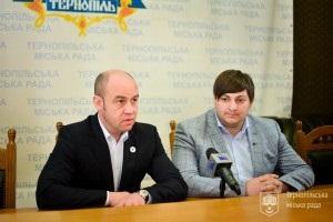 Грузинський реформатор став радником міського голови Тернополя (Фото)