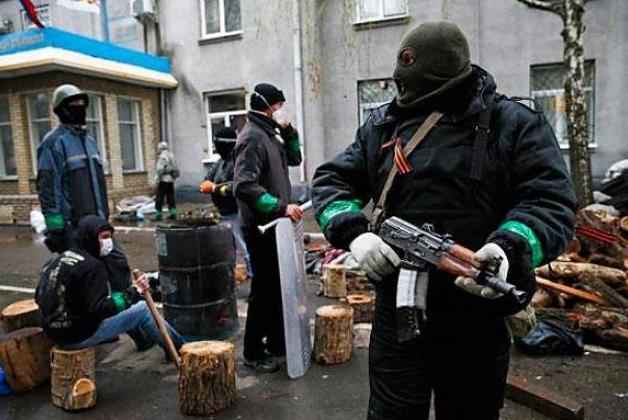 Терористи змушують луганчан працювати за трудодні і їжу (ВІДЕО)