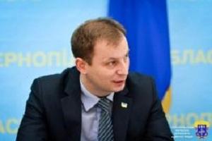 Новий голова Тернопільської ОДА бігає на сьомий поверх пішки