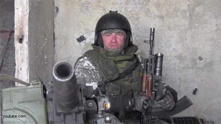 Як виглядає база банди бойовика Мотороли в Донецьку (Фото)