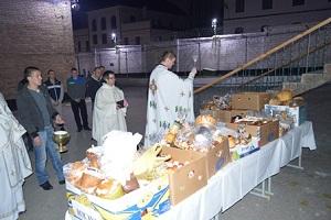 В тюрмах Тернопільщини також освячували паски (Фото)