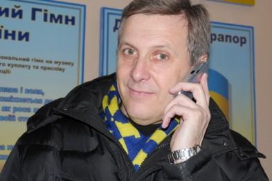 Відомий тернопільський історик, професор Микола Лазарович пішов добровольцем (ФОТОФАКТ)