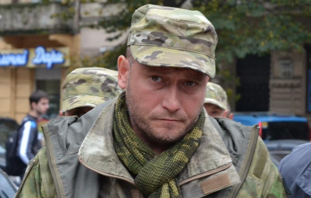 Дмитро Ярош наказав привести весь особовий склад запасних підрозділів у стан бойової готовності