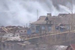 Бій за Широкине: автомайданівець опублікував відео