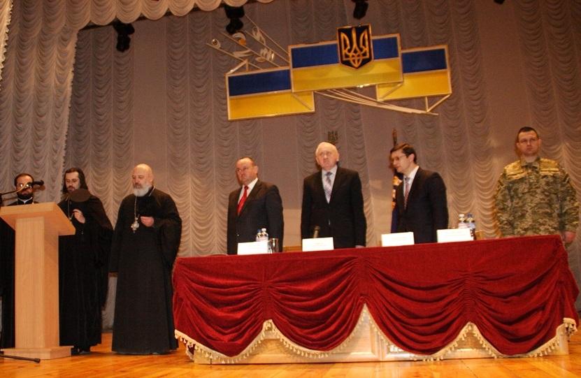 Сьогодні в Тернополі говорили про майбутнє держави (ФОТО)