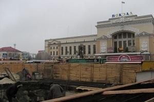 Чи збудують торговий комплекс біля залізничного вокзалу Тернополя?