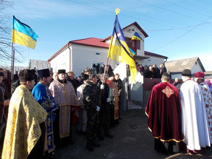 Підволочищина попрощалася з Іваном Воробельом (ФОТО)