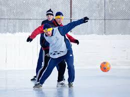 У Тернополі буде футбол на… льоду