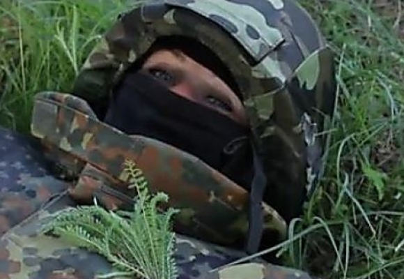 Тернополянка їде воювати, бо не може бути осторонь