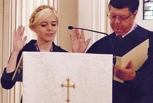 Дочку журналістки з Тернопільщини обрали губернатором штату в США