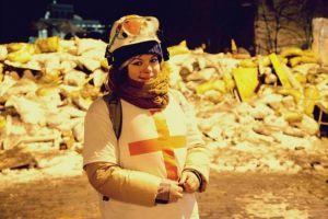 Олеся Жуковська: «Я завжди в серці пам'ятатиму вас, мої Герої»