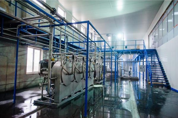 На крохмальному заводі агрохолдингу «Мрія» переробили 95 тисяч тонн картоплі (Фото)