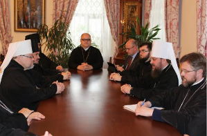 Константинопольска Матір-церква вважає приєднання Київської митрополії до Московського Патріархату неканонічним