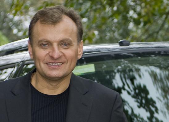 Тараса Демкуру обрали віце-президентом ІСС Ukraine з регіонального співробітництва (Відео)